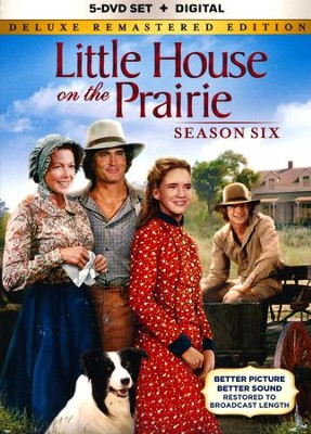 Little House on the Prairie, Season 6   -