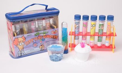 Test Tube Wonders   -