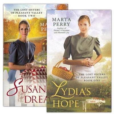 The Lost Sisters of Pleasant VAlley Series, Volumes 1 & 2  -     By: Marta Perry