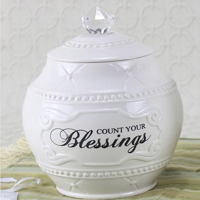 Count Your Blessings Jar  -