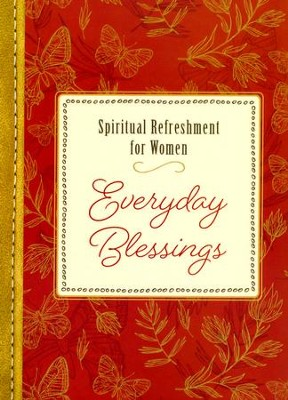 Everyday Blessings  -     By: Barbour Publishing