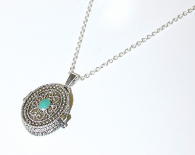 Daughter Prayer Box Necklace  -