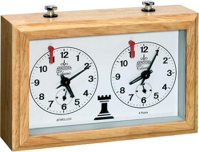 Chess Clock Tournament Style  -