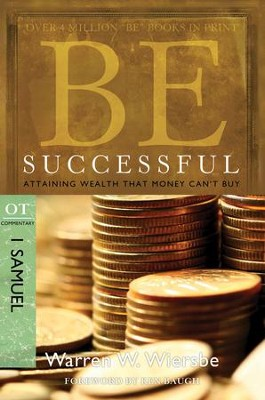 Be Successful: Attaining Wealth That Money Can't Buy - eBook  -     By: Warren W. Wiersbe