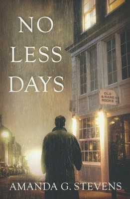 No Less Days  -     By: Amanda Stevens