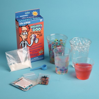 Gravity Goo Cool Science Kit   -