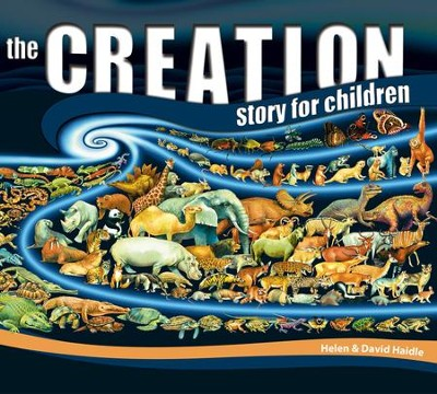 The Creation Story for Children - PDF Download  [Download] -     By: Helen Haidle, David Haidle