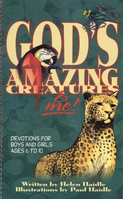 God's Amazing Creatures and Me - PDF Download  [Download] -     By: Helen Haidle