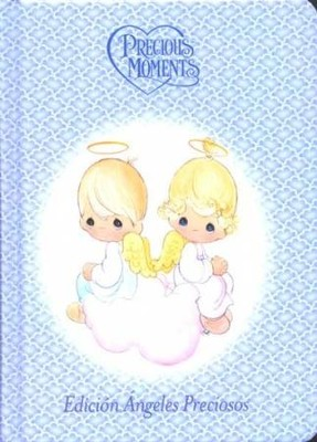 Biblia Precious Moments Edición Angeles Preciosos, Enc. Dura   (Precious Moments Bible Precious Angels Ed., Hardcover)  -