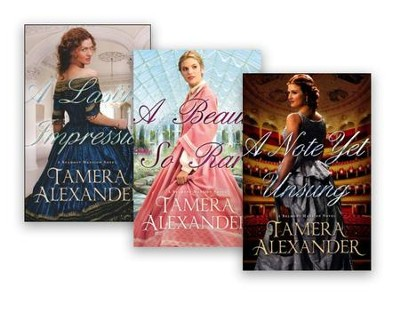 Belmont Mansion Series, Volumes 1-3  -     By: Tamera Alexander