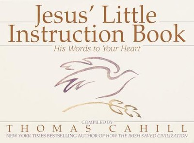 Jesus' Little Instruction Book - eBook  -     By: Thomas Cahill