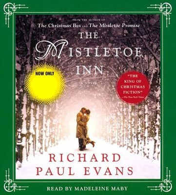 Mistletoe Inn, Unabridged CD  -     Narrated By: Madeleine Maby     By: Richard Evans