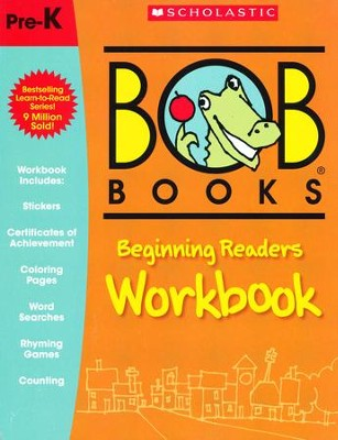 Beginning Readers Workbook  -     By: Lynn Maslen Kertell