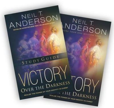 Victory Over the Darkness, Book and Study Guide  -