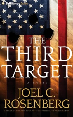 The Third Target - abridged audio book on CD   -     Narrated By: David de Vries     By: Joel C. Rosenberg