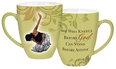 She Who Kneels Before God Mug  -