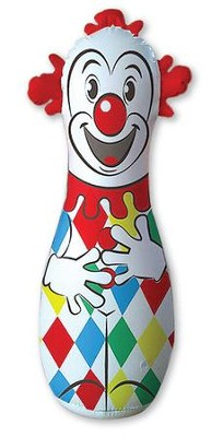 Clown Bop Bag  -