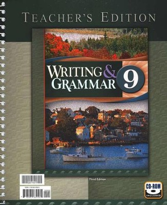 BJU Press English Teacher's Edition, Grade 9, 3rd Edition   -