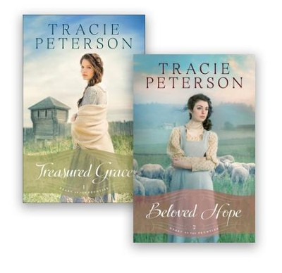 Heart of the Frontier Series, Volumes 1 & 2  -     By: Tracie Peterson