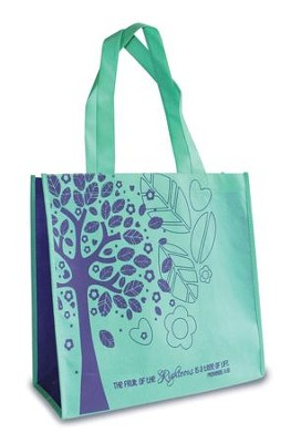 The Fruit of the Righteous, Eco Tote  -