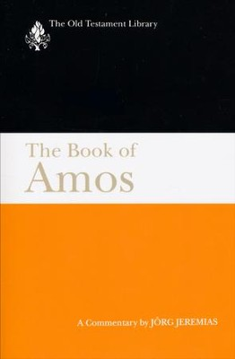 The Book of Amos: Old Testament Library [OTL]  -     By: Jorg Jeremiahs
