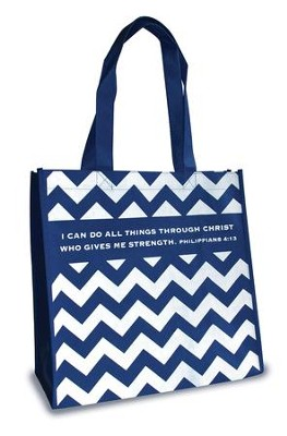 I Can Do All Things, Eco Tote  -