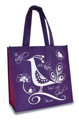 Be Still, Eco Tote  -