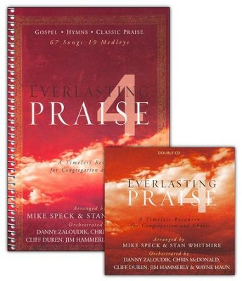 Everlasting Praise 4, Book & CD   -     By: Mike Speck, Stan Whitmire