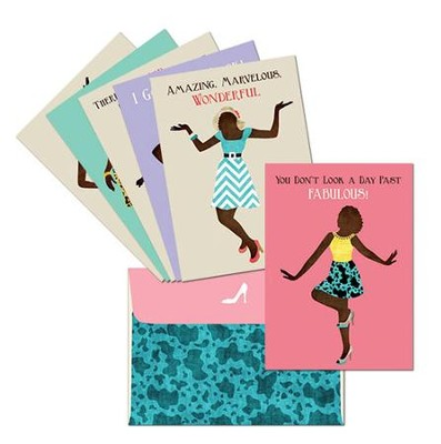 Sister Friends, All Occasion Cards, Assortment 1 ; Friendship  -
