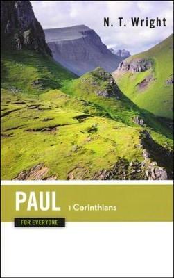 Paul for Everyone: 1 Corinthians - Slightly Imperfect  -