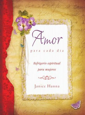 Amor para cada dia: Everyday Love - eBook  -     By: Janice Hanna