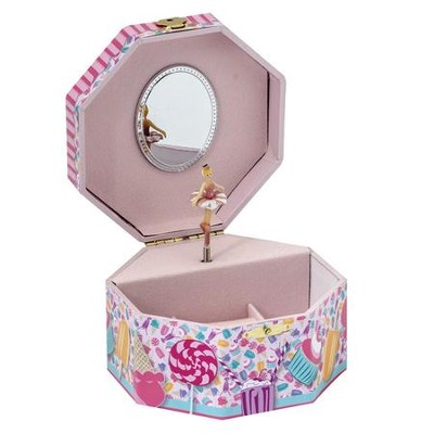 Candy Shoppe Jewelry Box  -