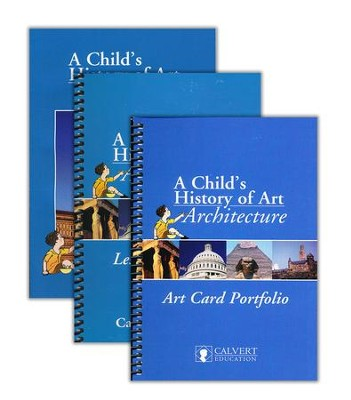 A Child's History of Art: Architecture Set   -     By: V.M. Hillyer, E.G. Huey