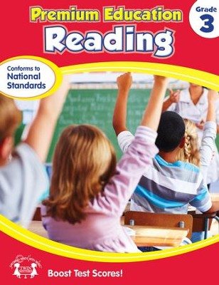 Premium Education Reading Grade 3 - PDF Download  [Download] -     By: Kim Mitzo Thompson, Karen Mitzo Hilderbrand