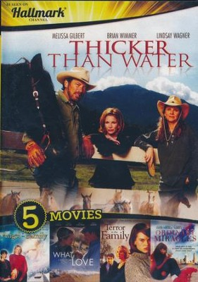 Thicker Than Water, 5-Movie Pack   -