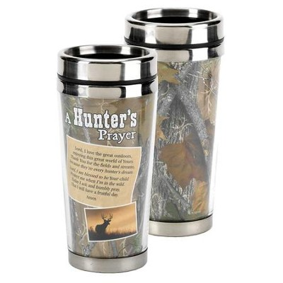 A Hunter's Prayer Stainless Steel Travel Mug  -