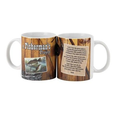 A Fisherman's Prayer Mug  -