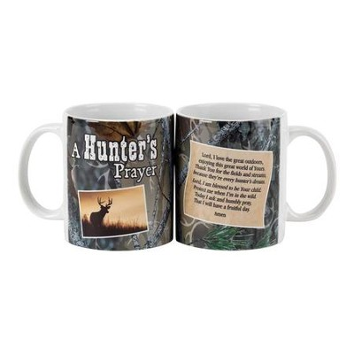 A Hunter's Prayer Mug  -