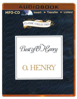 Best of O. Henry - Unabridged audio book on MP3-CD   -     Narrated By: Michael Hanson     By: O. Henry