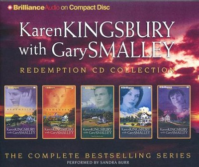 Karen Kingsbury Redemption CD Collection, Abridged Audio CD   -     Narrated By: Sandra Burr     By: Karen Kingsbury, Gary Smalley