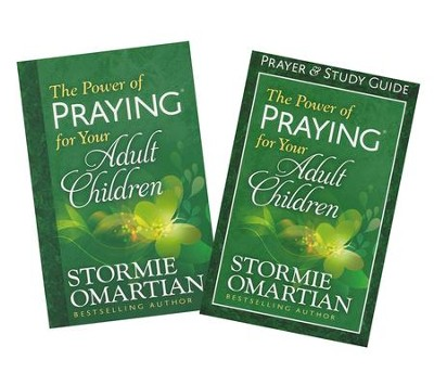 The Power of Praying for Your Adult Children Book and Prayer  & Study Guide  -     By: Stormie Omartian