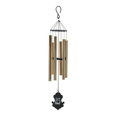 It Is Well with My Soul Wind Chime  -