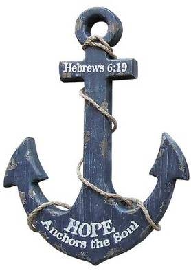 Nautical, Anchor Wall Art  -