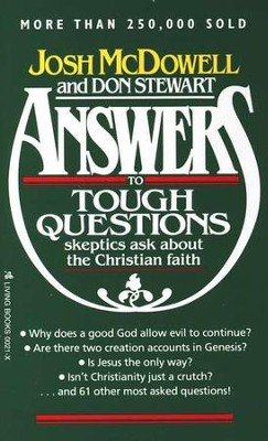 Answers  -     By: Don Stewart
