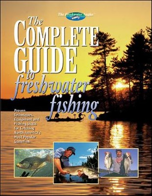 Complete Guide To Freshwater Fishing  -     Edited By: Creative Publishing     By: Creative Publishing