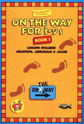 On The Way for 3-9s, Book 1   -