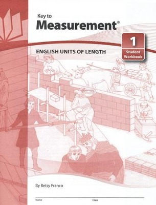 Key to Measurement, Book #1   -
