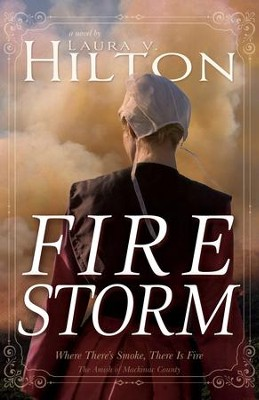 Firestorm #1  -     By: Laura V. Hilton