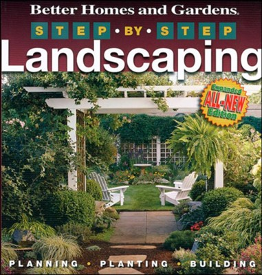 Step-by-Step Landscaping (2nd Edition)  -