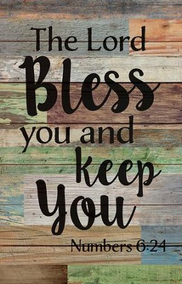 Bless You, Rustic Wall Art  -
